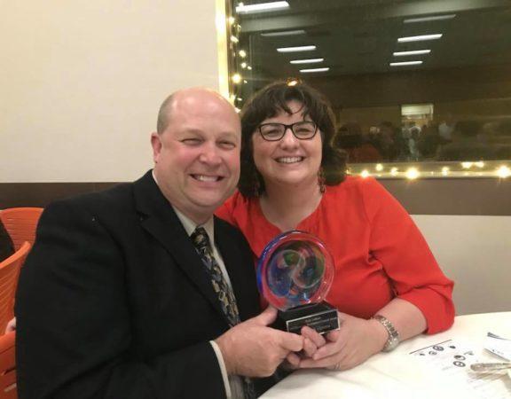 Tillamook Coliseum Theater award
